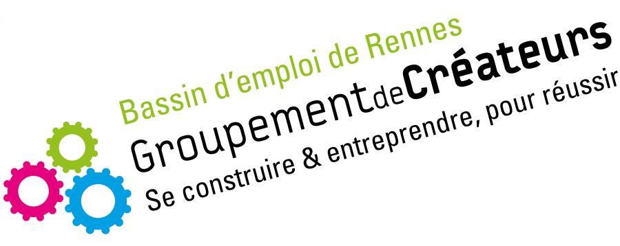 Logo du groupement de créateurs de Rennes